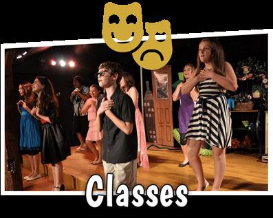 acting a part classes
